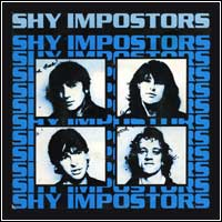 Shy Impostors - Self Titled (CD - $18.00)