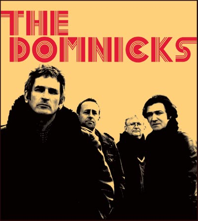 The DomNicks - Band Image