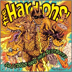 Hard-Ons - So I Could Have Them Destroyed Cover