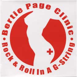 Bertie Page Clinic - Rock & Roll In A G-string