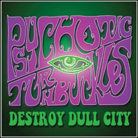 Psychotic Turnbuckles - Destroy Dull City (2 x CD - $25.00)