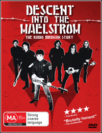Radio Birdman - Descent Into The Maelstrom DVD Cover
