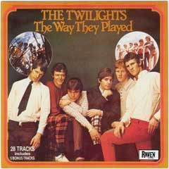 The Twilights - The Way They Played