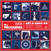The Volcanics - Get A Move On (CD - $22.00)